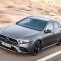 Mercedes-Benz A-класса сможет проехать на батарейках 60 км