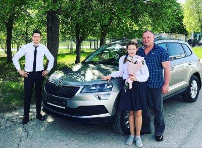 Выгодные условия на покупку автомобилей ŠKODA в июне