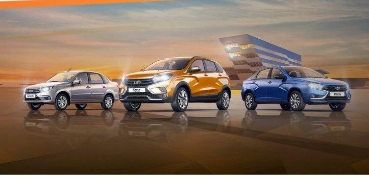 АвтоВАЗ полностью обновит автомобили Lada до 2026 года