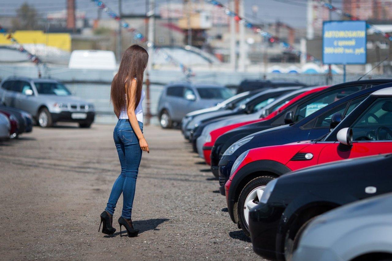 Интересно, а какие автомобили выбирают женщины?