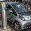 Продажи электромобилей в России выросли в 10 раз