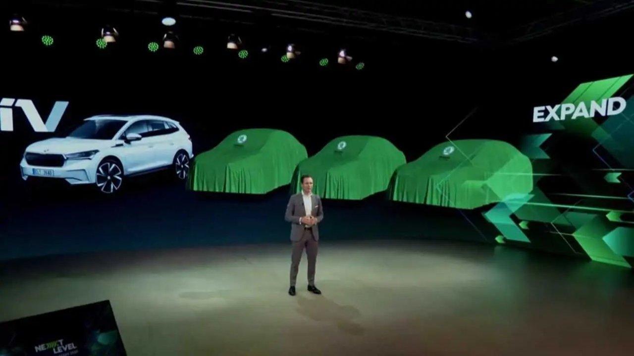 Три бюджетных моделей Skoda выйдут на рынок к 2030