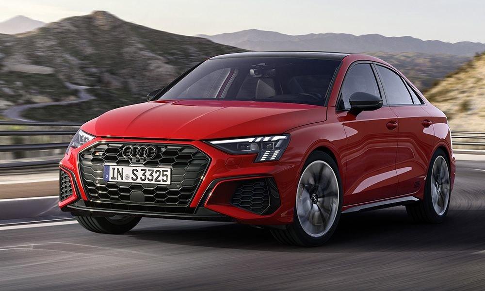 Российские дилеры Audi принимают заказы на новое поколение Audi S3 Sedan и S3 Sportback