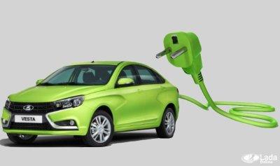 АВТОВАЗ готов выпускать электромобили