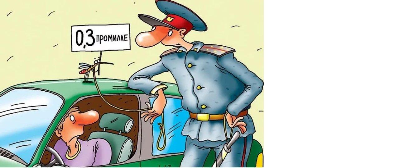 У полицейских появятся приборы для моментального выявления нетрезвых водителей