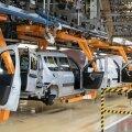 АВТОВАЗ остановил выпуск автомобилей до 15 августа