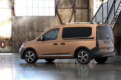 Volkswagen Caddy PanAmericana уже у российских дилеров