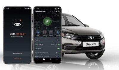 LADA Granta «подключенной» версии готовится к массовым продажам