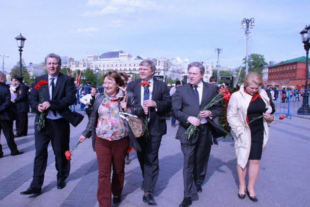 Кандидаты в депутаты от «Яблока»