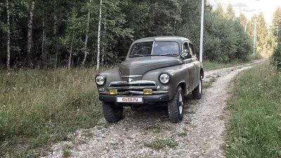 На продажу выставлен редкий советский внедорожник