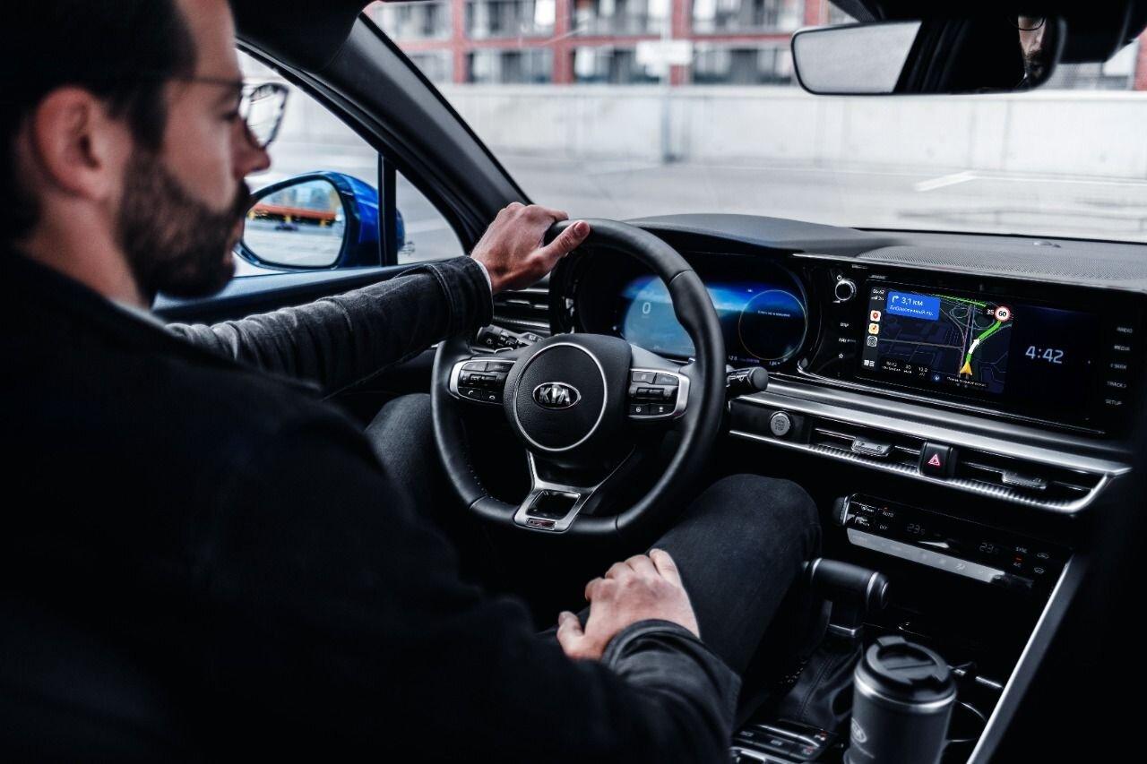 Сервисы Яндекс для автомобилей Kia стали удобнее