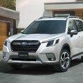 Обновленный Subaru Forester сертифицировали в России