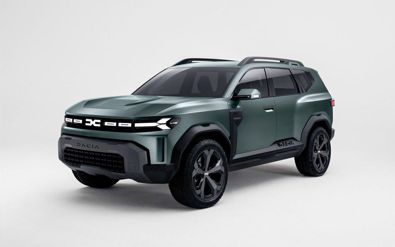 Описание и изображения пяти будущих автомобилей LADA