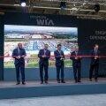 Hyundai открыл завод автомобильных двигателей в Санкт-Петербурге