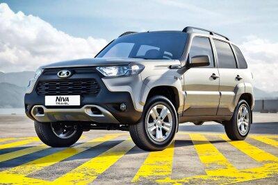 Свежие подробности о будущей Lada Niva