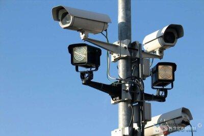 В каких регионах РФ больше всего камер на дорогах?