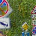 180 дорожных знаков появилось на маленькой улочке в Казани