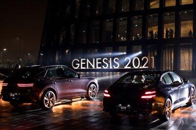 Официальный российский дебют двух новинок Genesis