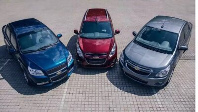К продажам в России готовят новую модель Chevrolet