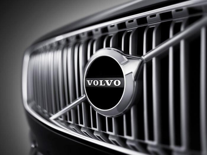 Марка Volvo обновила свой логотип