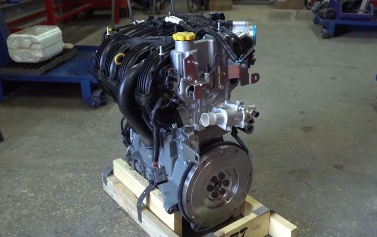 Lada Niva Legend получила 1,8-литровый двигатель