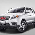 Пикап JAC T6 в России: вдвое дешевле, чем Toyota Hilux! На радостях китайцы спели «Катюшу»