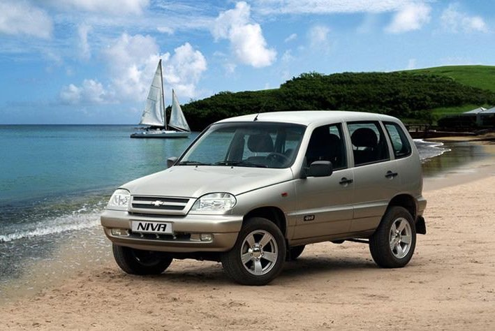 Chevrolet Niva слегка обновлена и доступна по госпрограммам