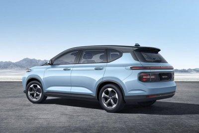 Будущий кроссвэн Chevrolet: три варианта компоновки салона и богатое оснащение