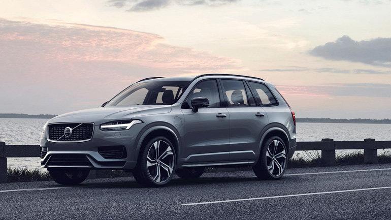 Много Volvo отзывают в РФ «на всякий случай»